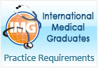 International Medical Graduates Practice Requirements