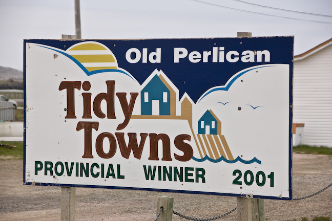 Tidy Towns Award